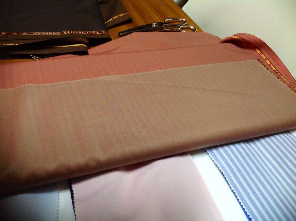 tessuti per abiti