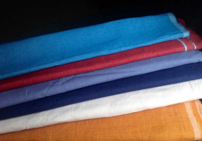 lino tessuto