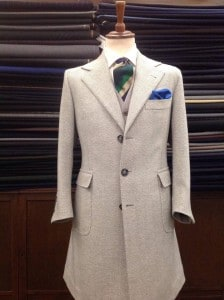 Chesterfield cappotto