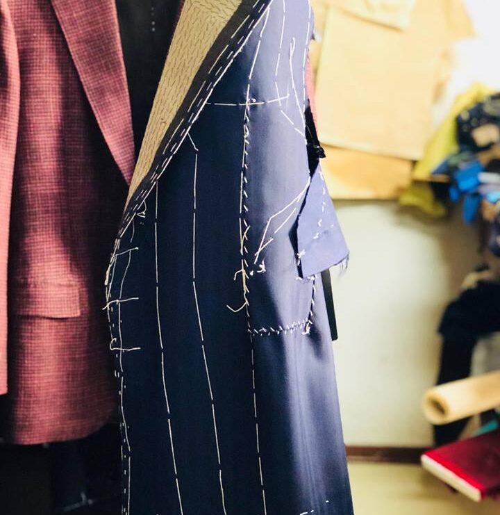 giacca sartoriale estiva