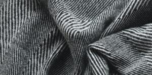 fresco di lana tessuto