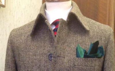 tweed tessuto