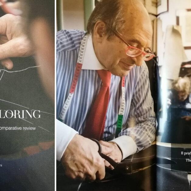scent of tailoring - libro di fabio attanasio
